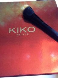 Pinceau Duofibre Kiko