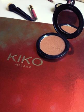 poudre bronzante Kiko