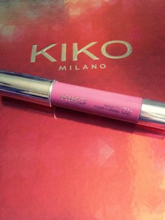 Rouge à lèvres Kiko
